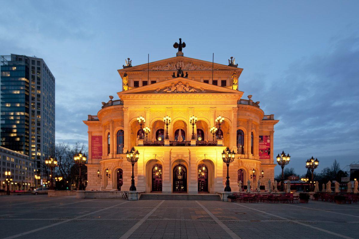 Parken Alte Oper